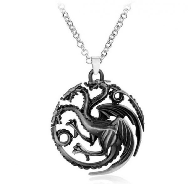 collier game of throne, collier dragon, statuette dragon, figurine dragon, boite dragon, boite a bijoux dragon, dragon, lampe dragon, decoration dragon, étagère dragon, applique dragon, dragon lumineux, dragon led, collier dragon, bracelet dragon, bijou dragon