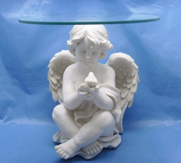figurine ange, statuette ange, ange, statue ange, table ange, table basse ange, angelot, figurine angelot, ange blanc, ange couleur, boite a bijoux ange, bougeoir ange, cadre photo ange, lettre ange, ange lumineux, ange LED, boule a neige ange, cadre ange, bougie ange, miroir ange, ange love, figurine ourson, figurine bébé, ourson