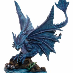 statuette dragon, figurine dragon, dragon anne stockes, anne stockes, statue dragon, dragon, grand dragon, dragon noir, statue dragon, game of throne