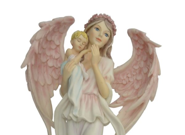 statuette fee, figurine fee, figurine ange, figurine bebe